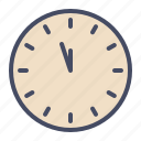 clock, countdown, new year, time, twelve icon