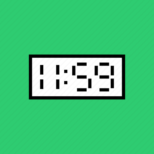 clock, countdown, eve, new year, night, time, twelve icon