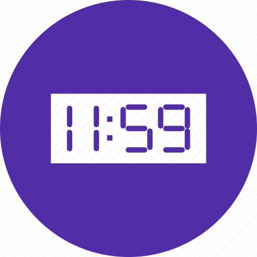 clock, countdown, new year, night, noon, time, twelve icon