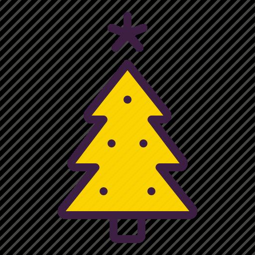 celebration, christmas, decoration, new, tree, year icon