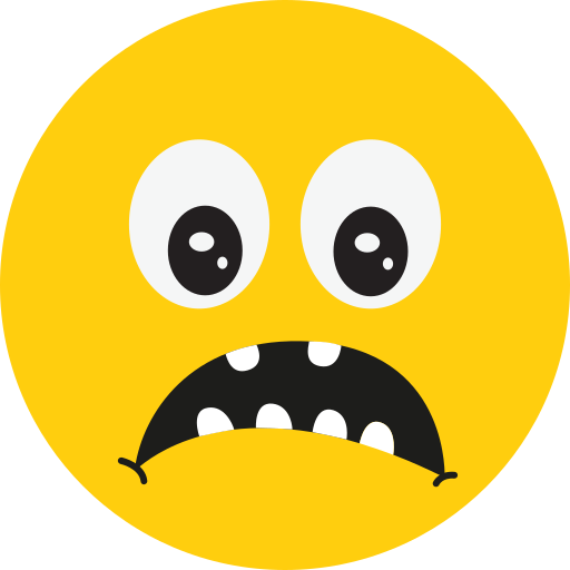 angry, bad, face, smiley icon