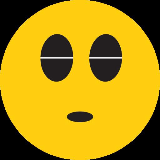 face, night, sleep, smiley icon