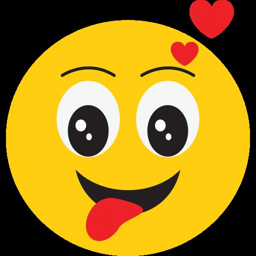 face, happy, love, smiley icon