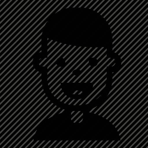 avatar, face, kid, person, profile, user icon