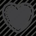 favorite, heart, love