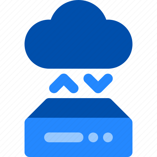 Cloud, data, internet, sync, transfer icon - Download on Iconfinder