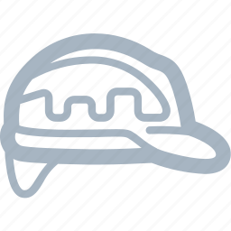builder, building, construction, helmet icon