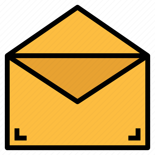 email, mail, mailbox, message icon