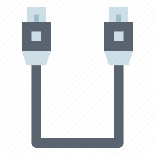 Cable, electronic, technilogy, tool icon - Download on Iconfinder