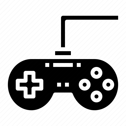 controller, electronic, game, gamepad, joystick icon