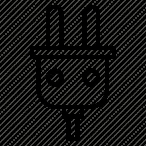 plug, power, technology, tool icon
