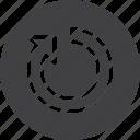 arrow, refresh, reset icon