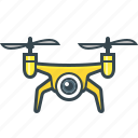 drone, device, airdrone, drone robot, quadrocopter