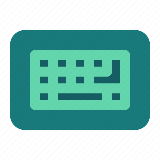 Computer, hardware, input, keyboard icon - Download on Iconfinder