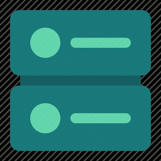 Computer, database, hardware, server icon - Download on Iconfinder