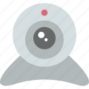 cam, chat, video, webcam icon