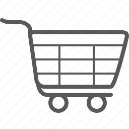 buy, cart, payment, shop, shopping, trolley icon