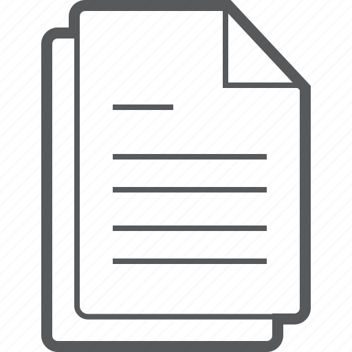 copy, database, document, file, files, paper, sheet icon