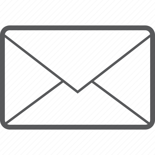 email, letter, mail, message, send, talk, text icon