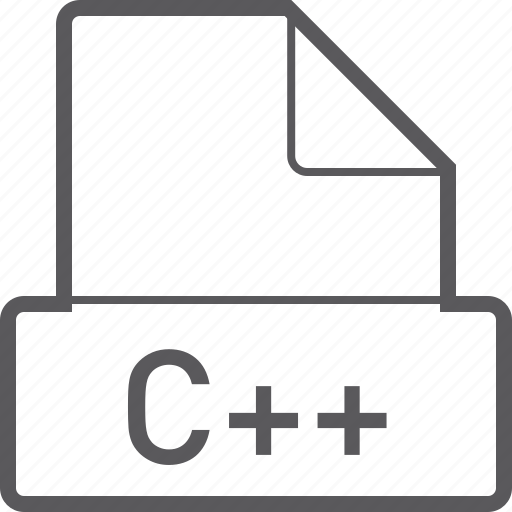 basic, c, file icon