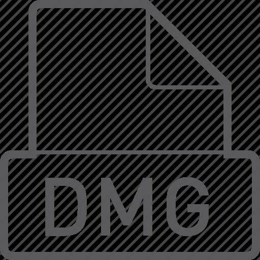 basic, dmg, file icon