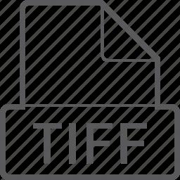 basic, file, tiff icon
