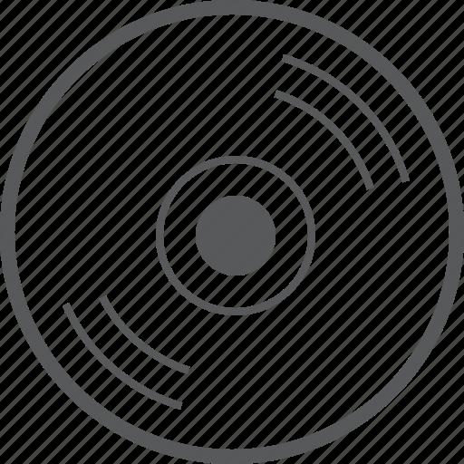 Disc icon - Download on Iconfinder on Iconfinder