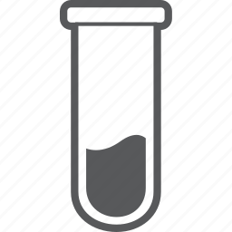 chemical, flask, laboratory, research, science, test, tube icon