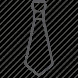 business, cloth, necktie, office, suit, tie icon