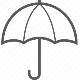 defense, protect, rain, secure, sunshade, umbrella, weather icon