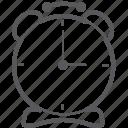 alarm, clock, alarm clock, alert, bell, time