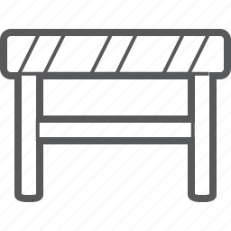 barrier, carrier, construction, construction site, safety, warnig icon