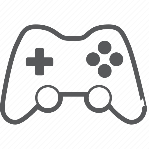 console, control, control game, game, joystick, play, settings icon
