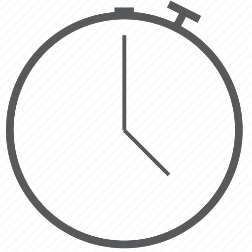 clock, hour, ktimer, stopwatch, time, timer icon