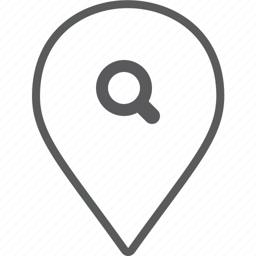 marker, search icon