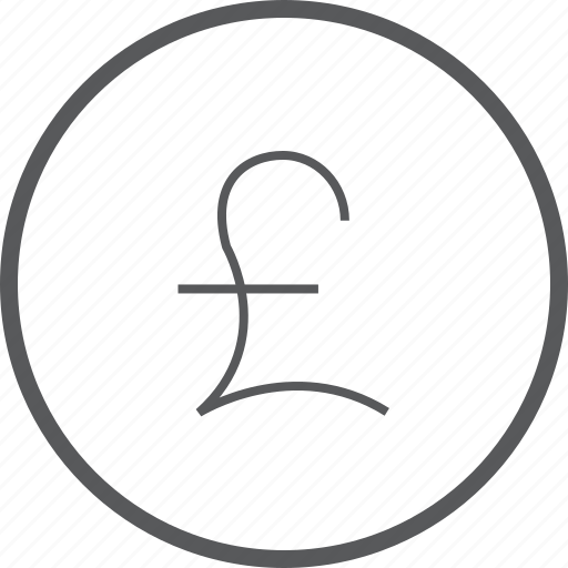 cash, circle, currency, finance, money, payment, pound icon