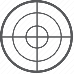 focus, goal, success, target, targeting icon