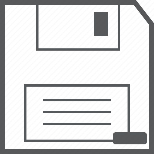 cancel, close, disk, floppy, minus, remove, storage icon