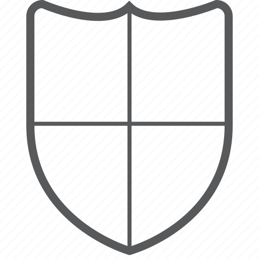 cross, guard, protect, protection, safety, security, shield icon