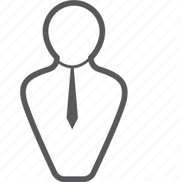 man, person icon