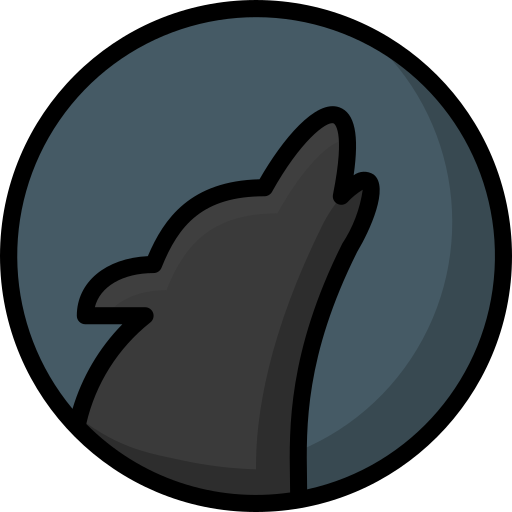 colour, harry, potter, sirius, wolf icon