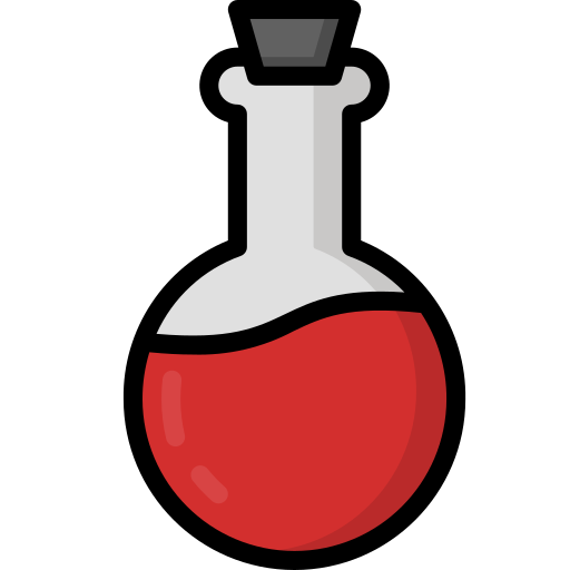 bottle, colour, harry, magic, potion, potter icon