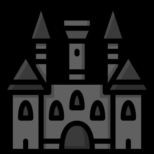 Castle, colour, harry, hogwarts, potter icon - Free download
