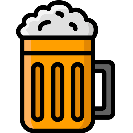 beer, butterbeer, colour, frothy, harry, potter icon