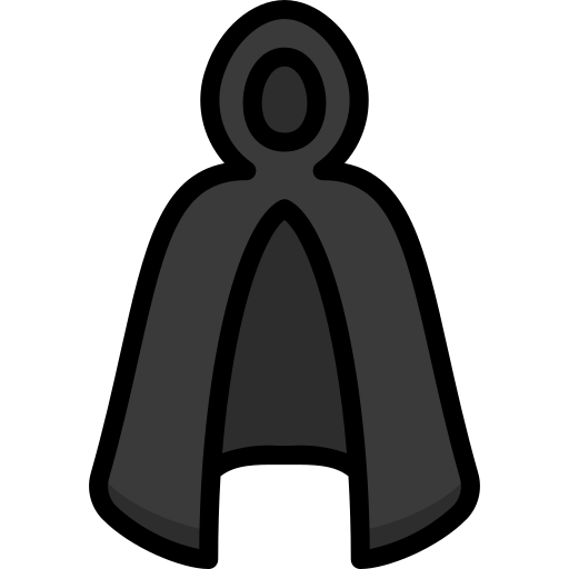 cloak, colour, harry, invisibility, magic, potter icon