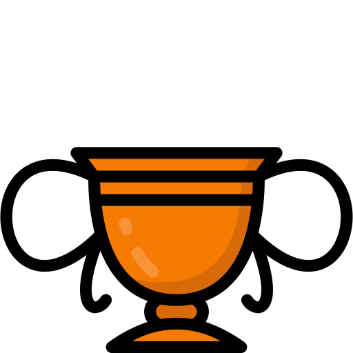 colour, cup, harry, house, hufflepuff, potter, trophy icon