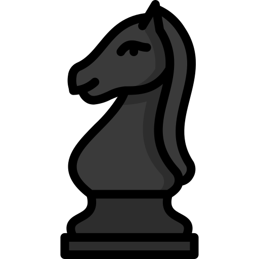 chess, colour, harry, knight, piece, potter icon