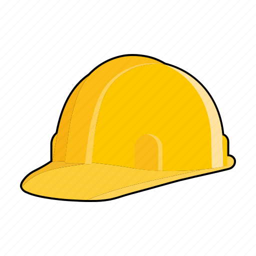 cap, clothing, construction, fashion, hard hat, head wear, safety icon