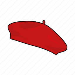 basque cap, beret, cap, clothing, fashion, head wear, military icon