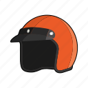 biker, clothing, hat, head wear, helmet, motorbike, safety icon